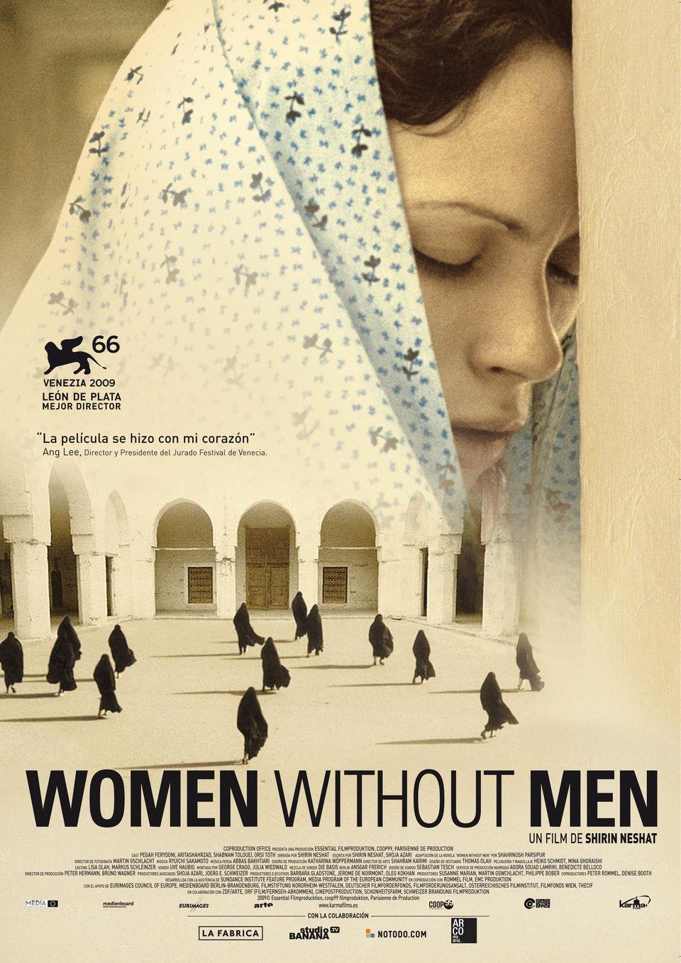 دانلود رایگان فیلم زنان بدون مردان