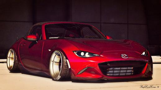 خودرو 2016 Mazda MX5 برای GTA V