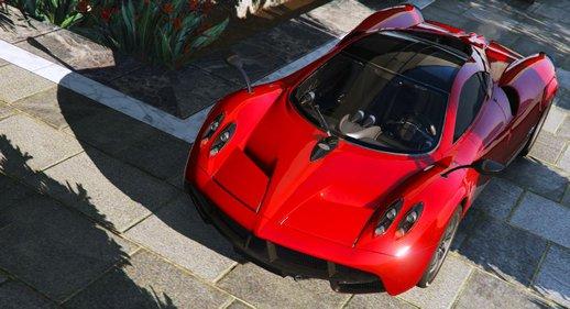 خودرو 2014 Pagani Huayra برای GTA V
