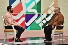 اکبر عبدي مهمان برنامه چهل تيکه / مهمانان هفته برنامه چهل تيکه