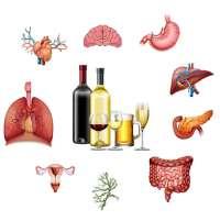عوارض نوشيدن مشروبات الکلي