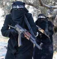 زنان داعشي که هنوز به قدرت گرفتن داعش اميدوارند