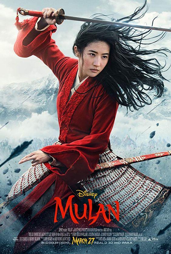 دانلود دوبله فارسی فیلم Mulan 2020