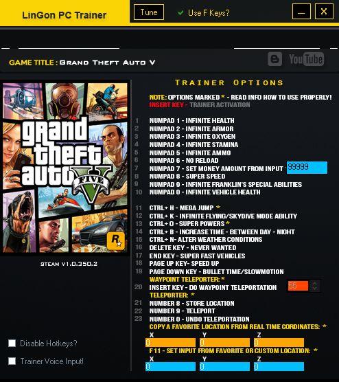 ترینر 23 کاره بازی GTA V