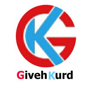 لوگوی فروشگاه اینترنتی گیوه کرد با مدیریت حامد احمدی