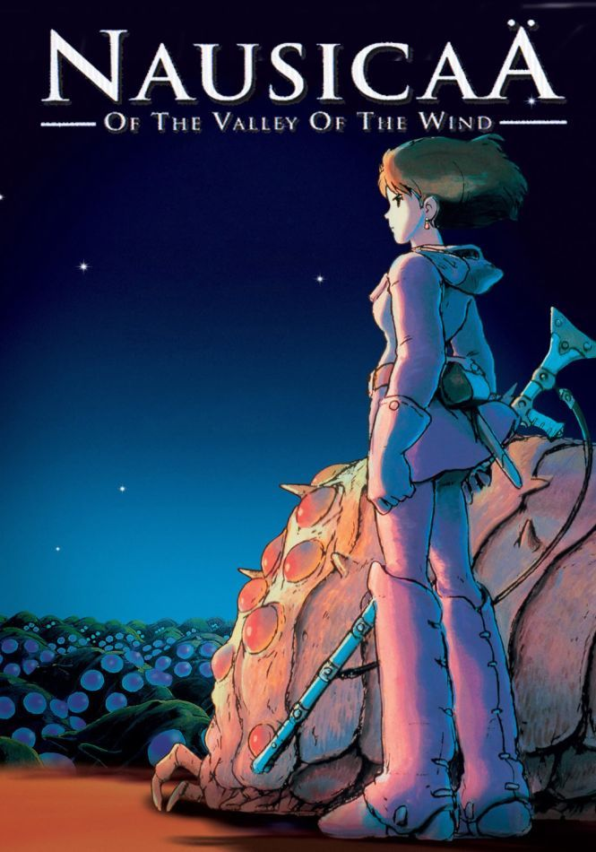 دانلود انیمیشن Nausicaä of the Valley of the Wind