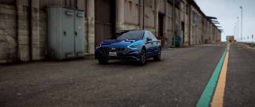 خودرو سوناتا 2020 برای GTA V