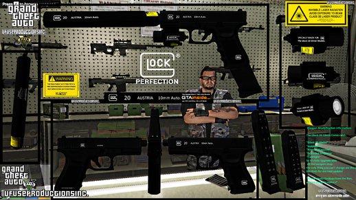 20 اسلحه کلت جدید برای GTA V