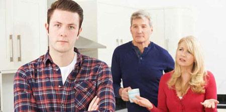 مخالفت والدین در ازدواج