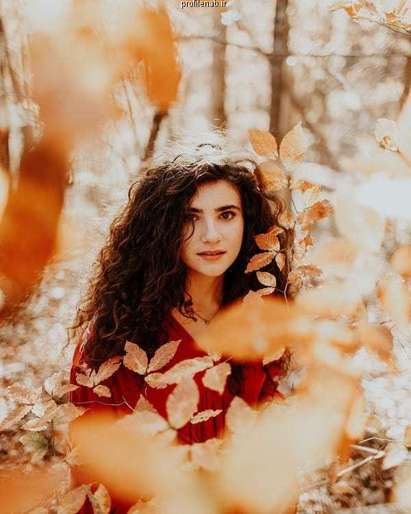 عکس پاییز دلگیر
