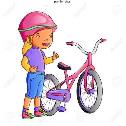 عکس دوچرخه سواری فانتزی