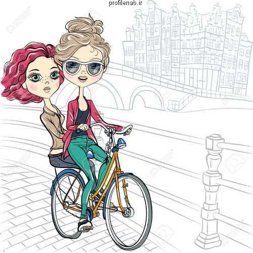 دانلود عکس دوچرخه سواری