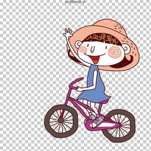 پروفایل برای دوچرخه سواری