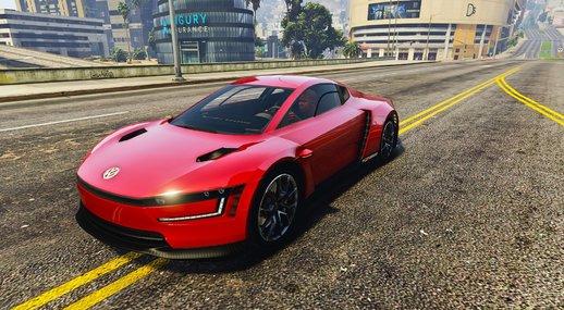 خودرو فولکس واگن XL  2016 برای GTA V