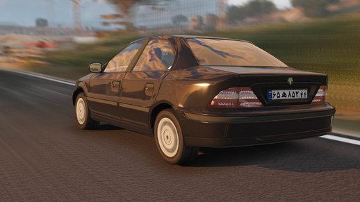 خودرو سمند SE برای GTA V