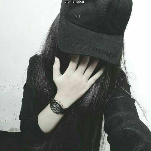دخترونه سیاه و سفید عکس