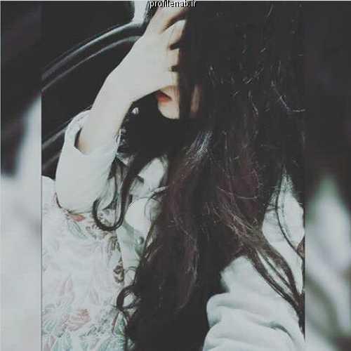 عکس پروفایل دخترونه سیاه و سفید لاکچری