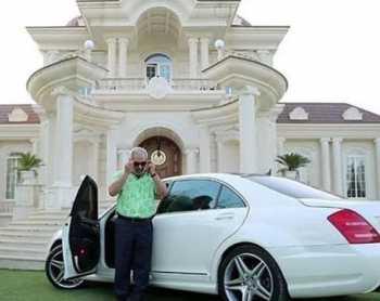 مهران مديري با ماشين و خانه گران قيمت