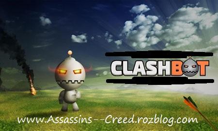 دانلود روبات کلش آو کلنز بصورت رایگان_ClashBot-6-3-0