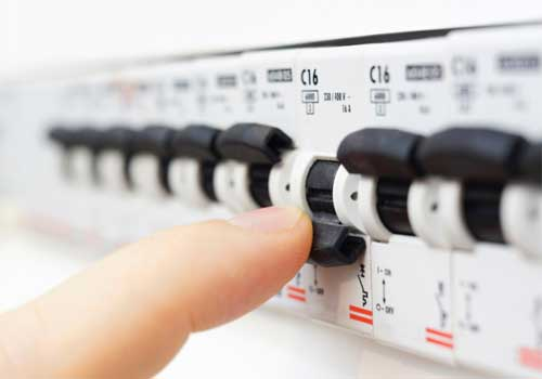 رفع اتصالی برق