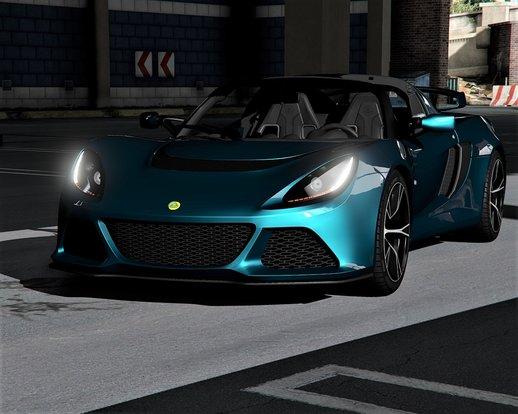 خودرو Lotus Exige S 2012 برای GTA V