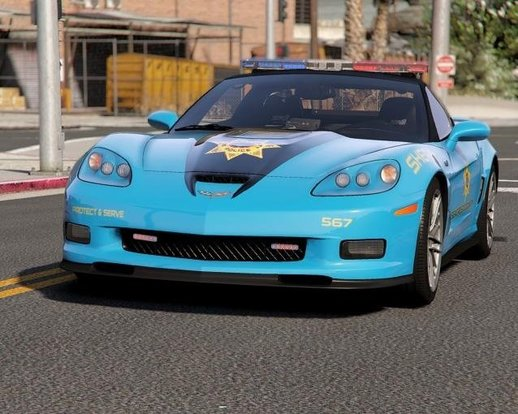 خودرو Chevrolet Corvette ZR1 برای GTA V