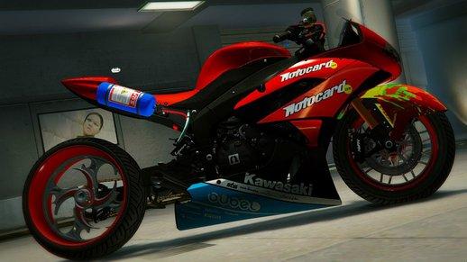 موتور Kawasaki برای GTA V