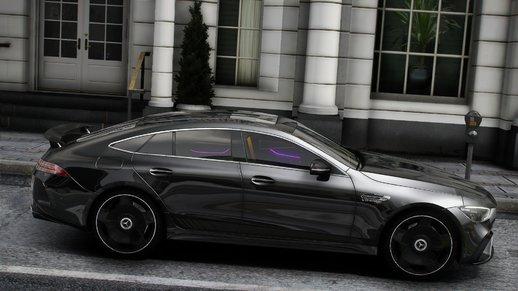 دانلود خودرو مرسندس بنز AMG GT 63 2020 برای GTA V