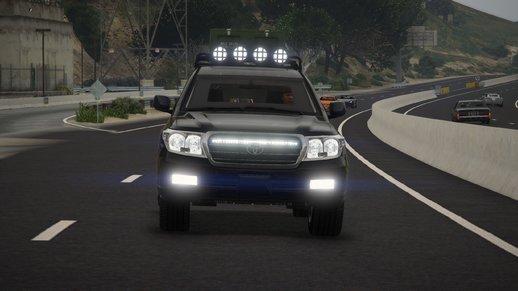 خودرو تویوتا لندکروز برای GTA V