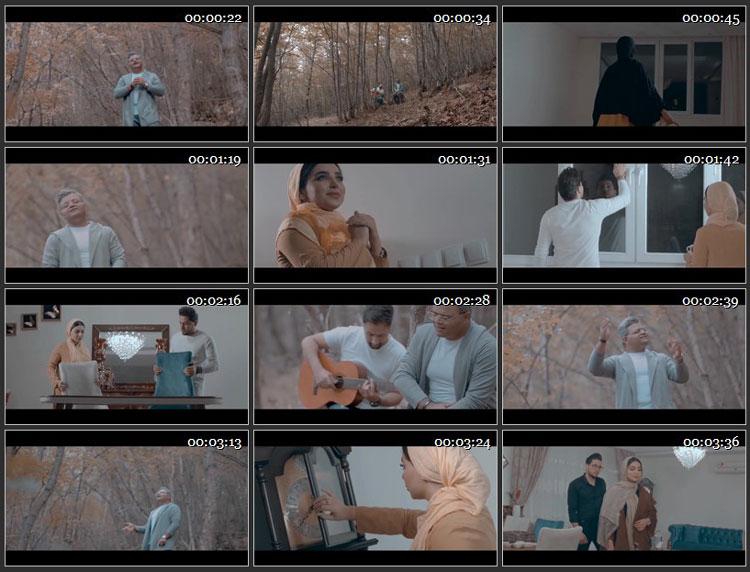 دانلود موزیک ویدیو حضرت عشق از افشین آذری