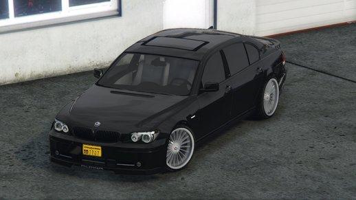 خودرو بی ام و Alpina 2006 برای GTA V