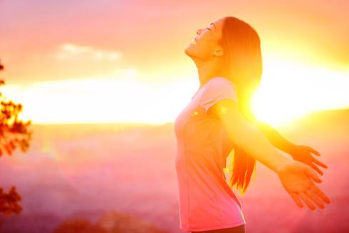 شکرگزاری و شاد بودن عامل موفقیت در زندگی