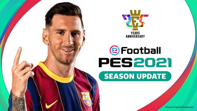 دانلود کرک بازی PES 2021