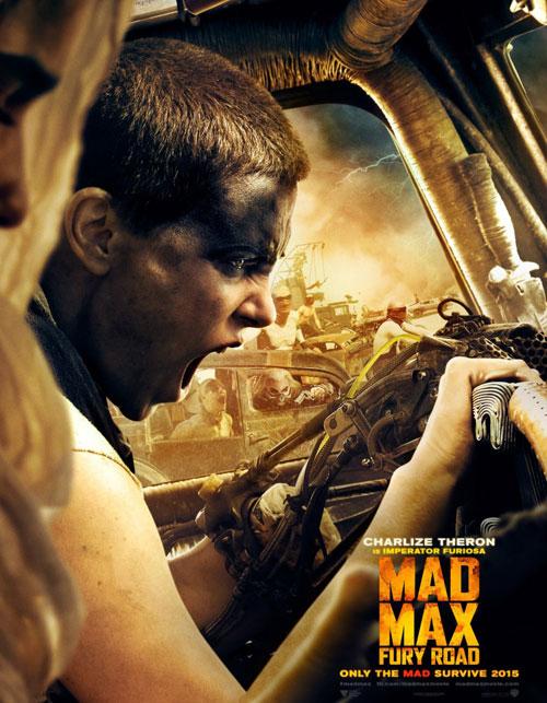 دانلود فیلم مکس دیوانه:جاده خشم 2015