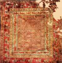 قديمي ترين قاليچه ايراني