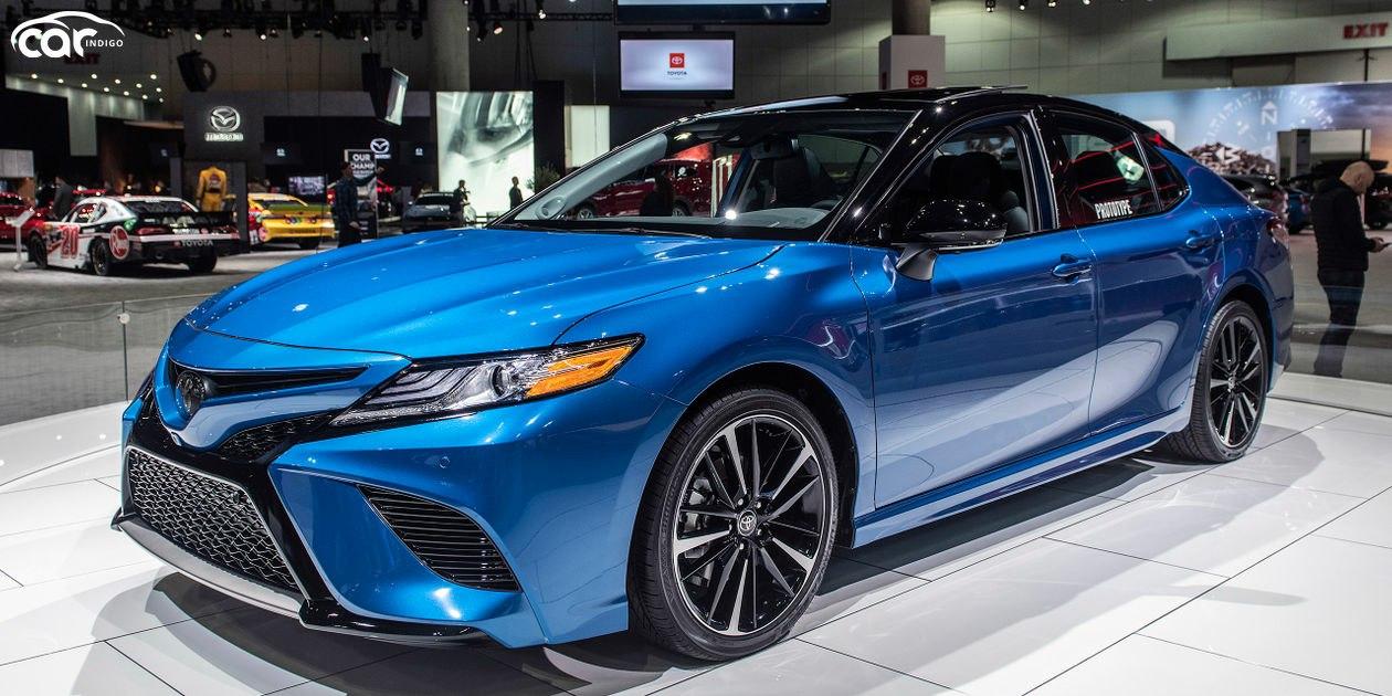 کمپانی تویوتا قیمت خودروهای 2021 خود را کاهش داد !