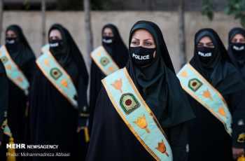 خانم هاي پليس در ايران