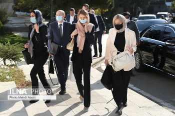 حجاب خانم هاي اوکرايني در تهران