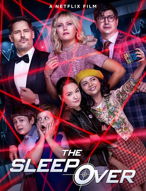 دانلود فیلم The Sleepover 2020 دوبله فارسی