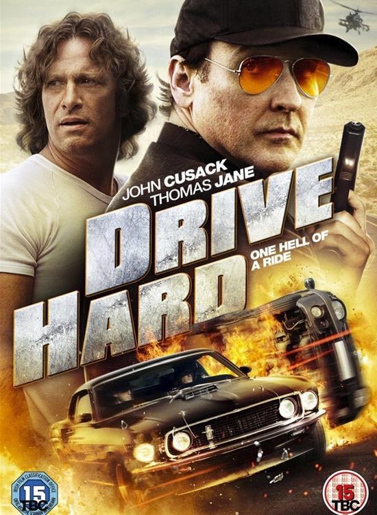 دانلود فیلم مسافر پردردسر Drive Hard