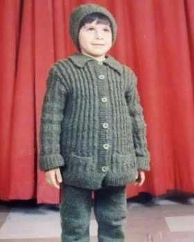 کودکي جناب خان / محمد بحراني جناب خان در خندوانه