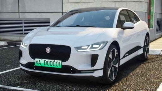خودرو جگوار مدل I-Pace 2020 برای GTA V