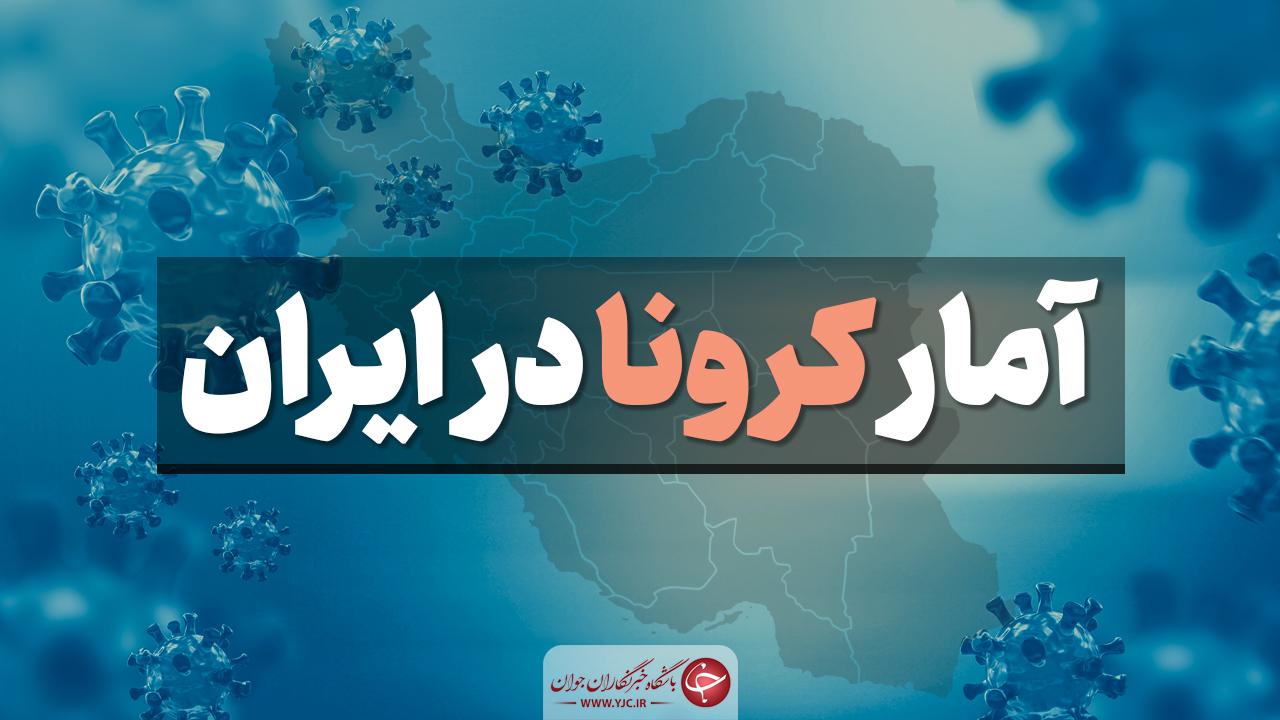 آخرین آمار کرونا در ایران؛ رکورد قربانیان روزانه کرونا به ۴۱۵ نفر رسید