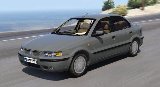 خودرو سمند LX ورژن جدید برای GTA V