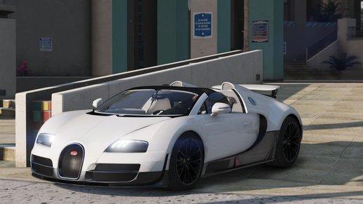 خودرو بوگاتی ویرون ورژن جدید برای GTA V