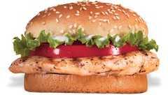 طرز تهيه همبرگر مرغ با روشي ساده