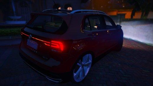 خودرو فولکس واگن T-Cross برای GTA V