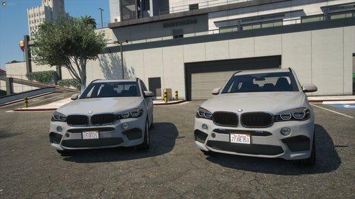 خودرو BMW X5 2018 برای GTA V