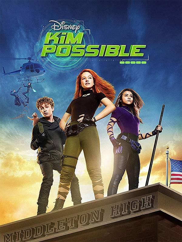 دانلود فيلم Kim Possible 2019 با زیرنویس فارسی چسبیده + دوبله
