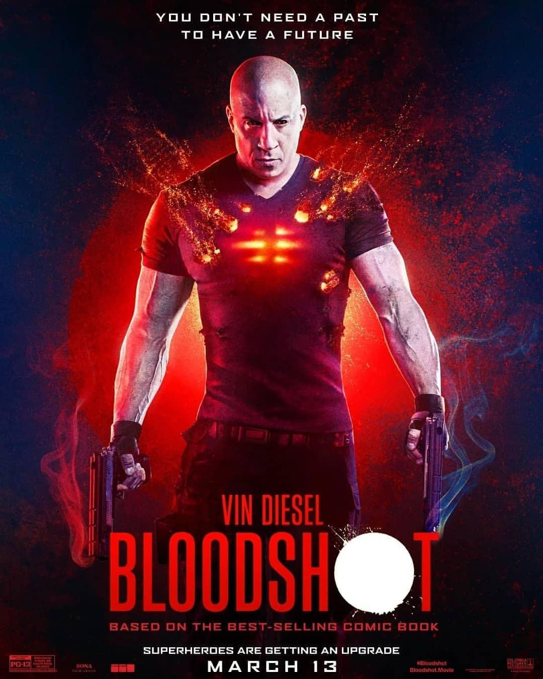 دانلود فیلم Bloodshot 2020 با زیرنویس فارسی چسبیده + دوبله